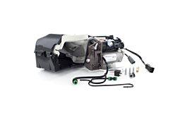 Luchtvering compressor voor Land Rover Discovery 4 incl. behuizing, inlaat/persset (2009-2017) LR061663